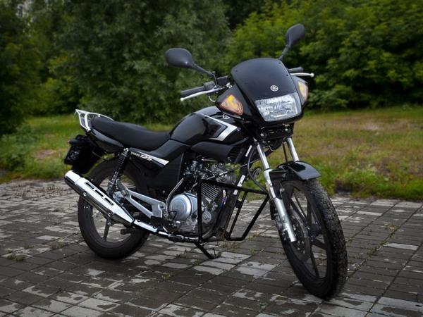Фотгалерея мотоцикла Yamaha  YBR (Ямаха ЮБР) 125 - фото 15