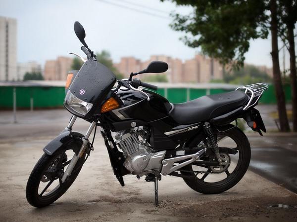 Фотгалерея мотоцикла Yamaha  YBR (Ямаха ЮБР) 125 - фото 16