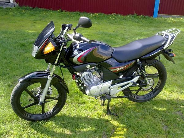 Фотгалерея мотоцикла Yamaha  YBR (Ямаха ЮБР) 125 - фото 19