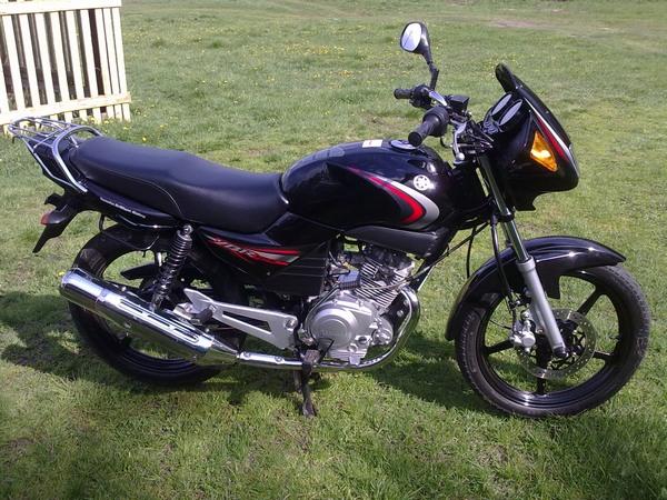 Фотгалерея мотоцикла Yamaha  YBR (Ямаха ЮБР) 125 - фото 20