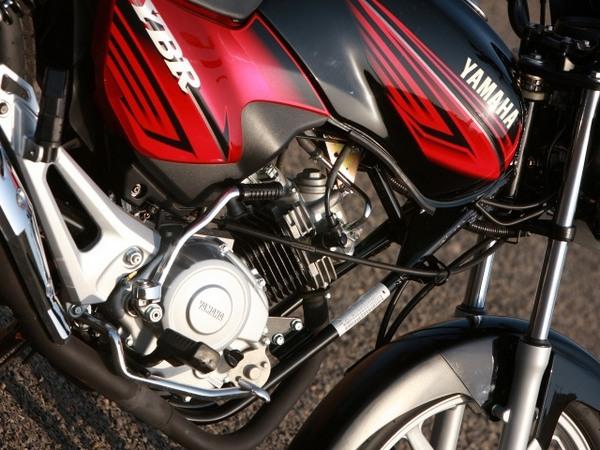 Фотгалерея мотоцикла Yamaha  YBR (Ямаха ЮБР) 125 - фото 23