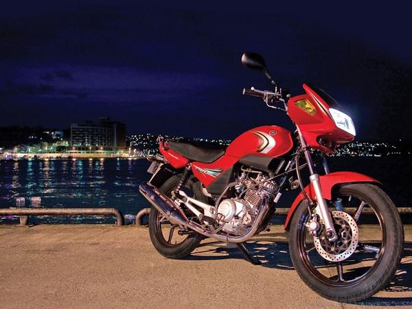 Фотгалерея мотоцикла Yamaha  YBR (Ямаха ЮБР) 125 - фото 1
