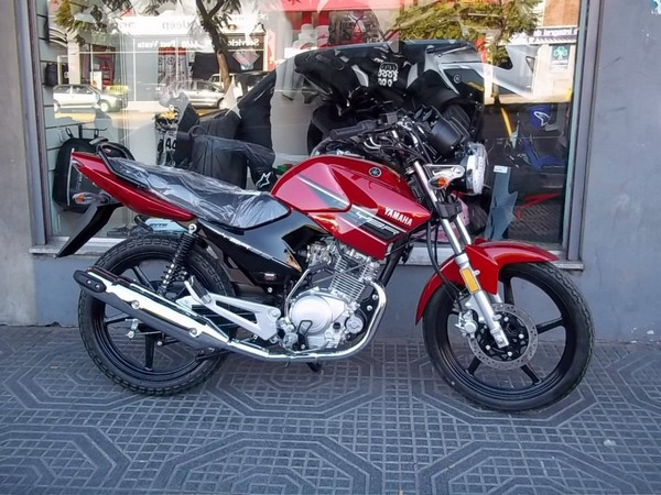 Фотгалерея мотоцикла Yamaha  YBR (Ямаха ЮБР) 125 - фото 2