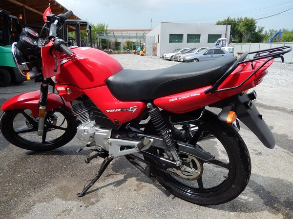 Фотгалерея мотоцикла Yamaha  YBR (Ямаха ЮБР) 125 - фото 4