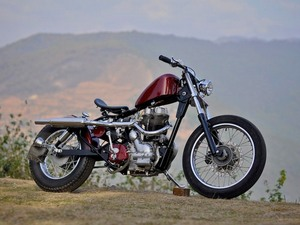 Части мотоцикла, которые подвергаются изменениям