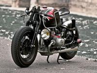 Мотоциклы в стиле Боббер, основные черты