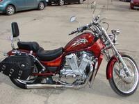 Версии мотоцикла Сузуки Интрудер 400