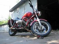 Урал Соло - мотоцикл из модельного ряда Урал