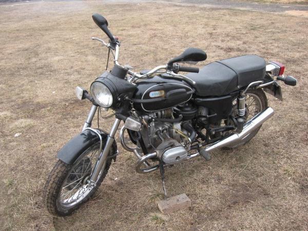 Фотогалерея мотоцикла Ural Solo (Урал Соло) - фото 4