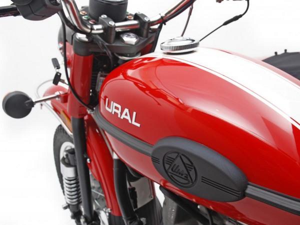 Фотогалерея мотоцикла Ural Solo (Урал Соло) - фото 6