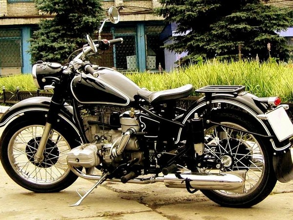 Фотогалерея мотоцикла Ural Solo (Урал Соло) - фото 8