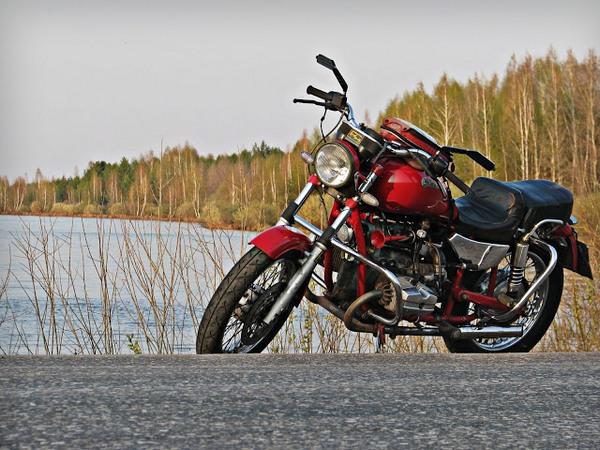 Фотогалерея мотоцикла Ural Solo (Урал Соло) - фото 11