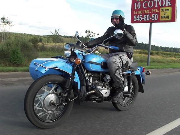 Фотогалерея мотоцикла Ural Solo (Урал Соло) - фото 12