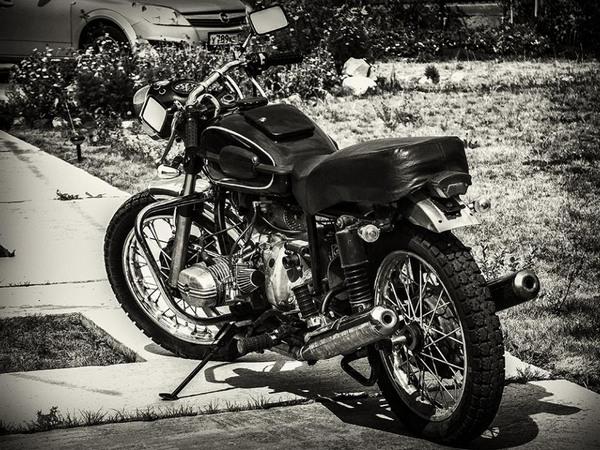Фотогалерея мотоцикла Ural Solo (Урал Соло) - фото 13