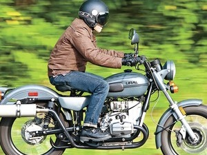 Средняя цена на мотоцикл Ural Solo sT