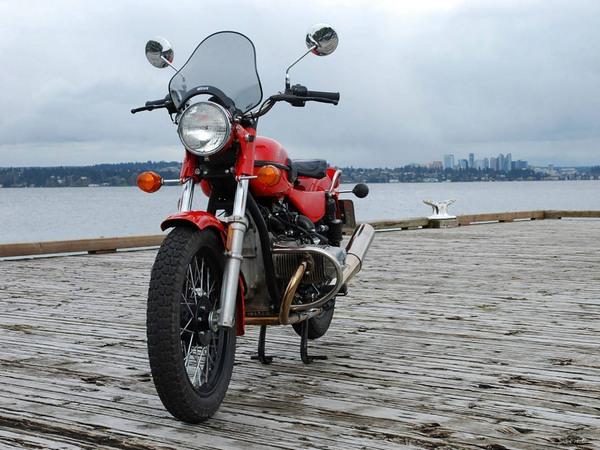 Фотогалерея мотоцикла Ural Solo (Урал Соло) - фото 16