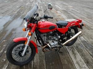 Урал Соло - обзор и технические характеристики мотоцикла