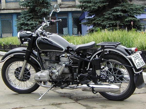 Фотогалерея мотоцикла Ural Solo (Урал Соло) - фото 18