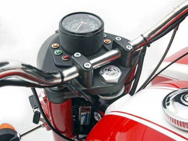 Фотогалерея мотоцикла Ural Solo (Урал Соло) - фото 20