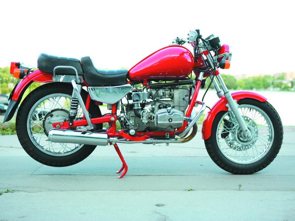 Фотогалерея мотоцикла Ural Solo (Урал Соло) - фото 1