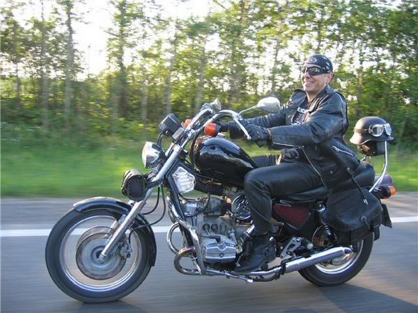 Фотогалерея мотоцикла Урал Волк (Ural Wolf) - фото 2