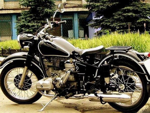 Фотогалерея мотоцикла Урал Волк (Ural Wolf) - фото 16