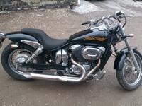 Особенности мотоцикла Хонда Слешер 400