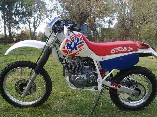Фотогалерея мотоцикла Honda-XR-600 - фото 7