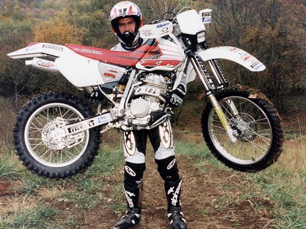 Фотогалерея мотоцикла Honda-XR-600 - фото 13