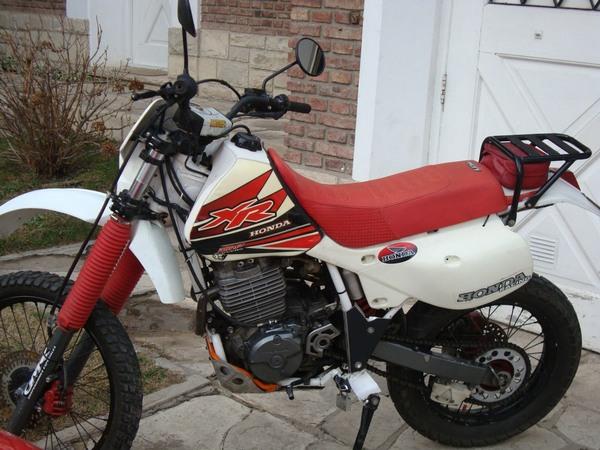 Фотогалерея мотоцикла Honda-XR-600 - фото 14