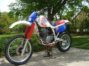 Характеристики Honda XR 600 R