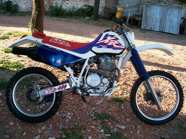 Фотогалерея мотоцикла Honda-XR-600 - фото 15