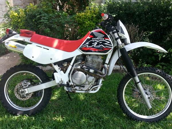 Фотогалерея мотоцикла Honda-XR-600 - фото 16