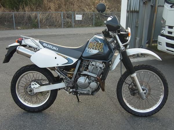 Фотогалкрея мотоцикла Suzuki Djebel (Cузуки Джебел) 200 - фото 15
