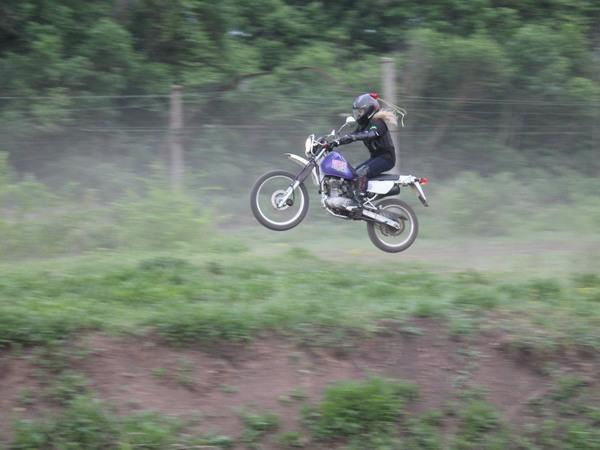 Фотогалкрея мотоцикла Suzuki Djebel (Cузуки Джебел) 200 - фото 16