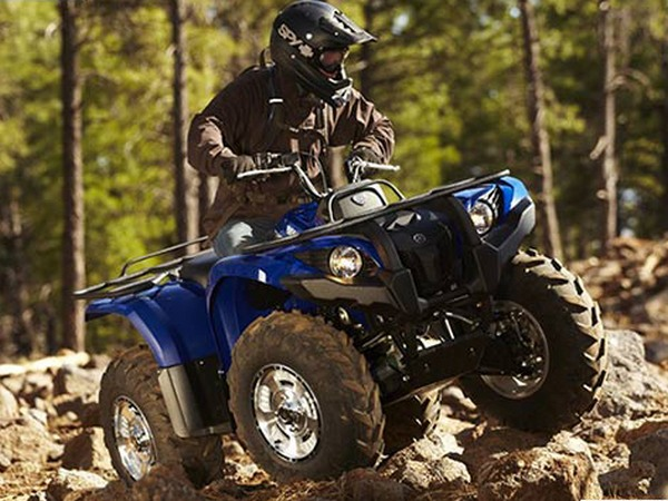 Фотогалерея мотоцикла Yamaha Grizzly 550 FI - фото 5
