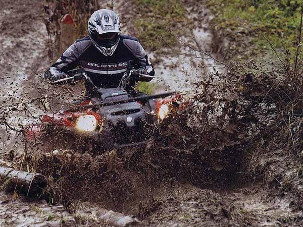 Фотогалерея мотоцикла Yamaha Grizzly 550 FI - фото 17
