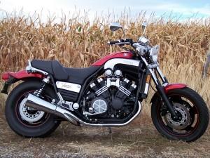 Обзор мотоцикла Yamaha V Мах