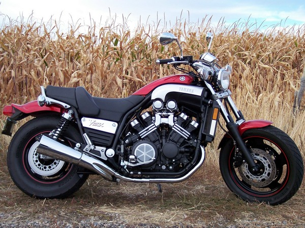 Фотогалерея мотоцикла Yamaha V Мах (Ямаха В Макс) - фото 18