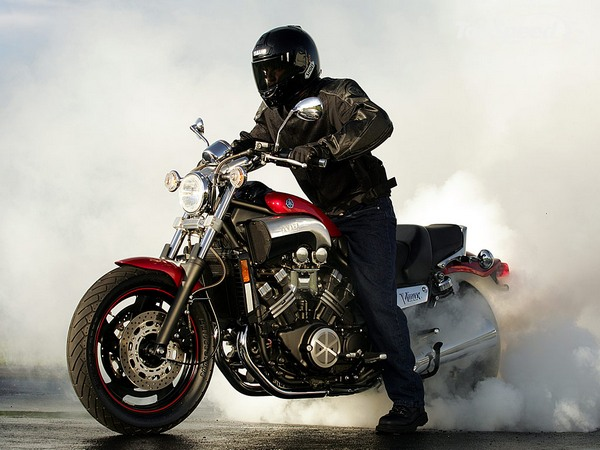 Фотогалерея мотоцикла Yamaha V Мах (Ямаха В Макс) - фото 17