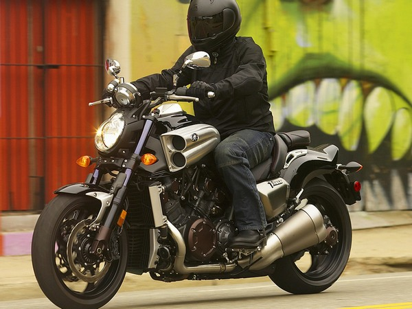 Фотогалерея мотоцикла Yamaha V Мах (Ямаха В Макс) - фото 15