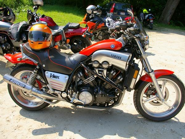 Фотогалерея мотоцикла Yamaha V Мах (Ямаха В Макс) - фото 13