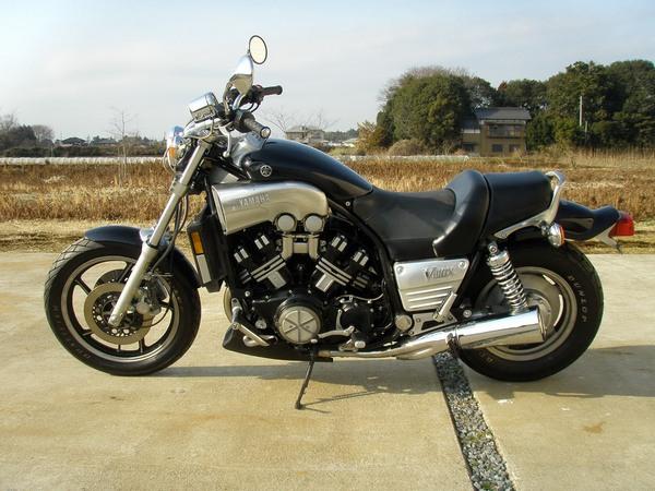 Фотогалерея мотоцикла Yamaha V Мах (Ямаха В Макс) - фото 12