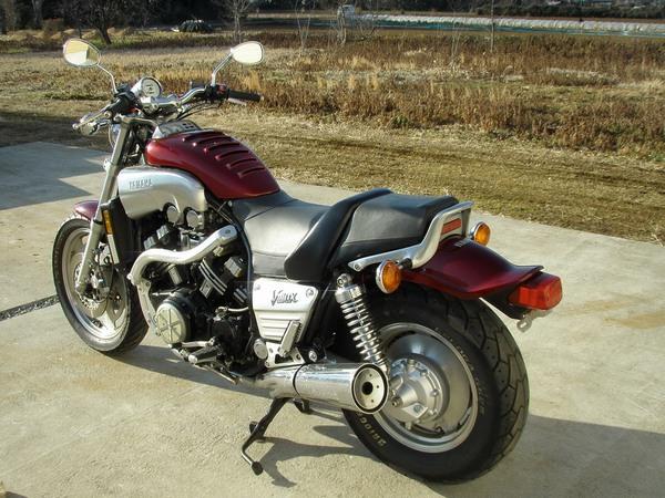 Фотогалерея мотоцикла Yamaha V Мах (Ямаха В Макс) - фото 11