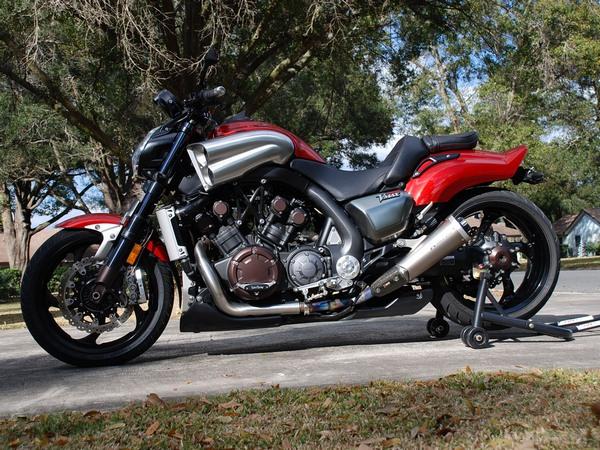 Фотогалерея мотоцикла Yamaha V Мах (Ямаха В Макс) - фото 10