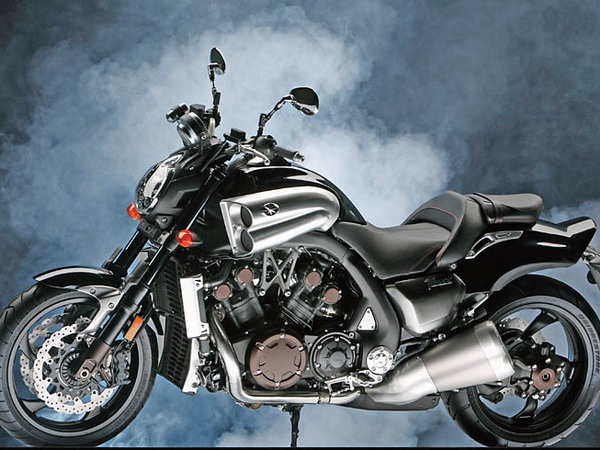 Фотогалерея мотоцикла Yamaha V Мах (Ямаха В Макс) - фото 9