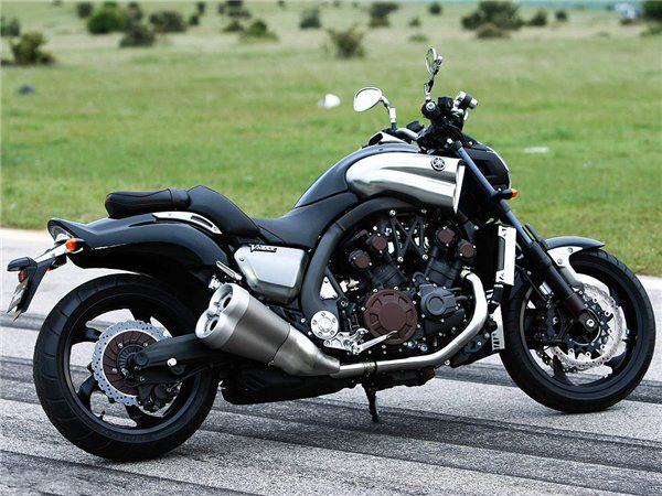 Фотогалерея мотоцикла Yamaha V Мах (Ямаха В Макс) - фото 7