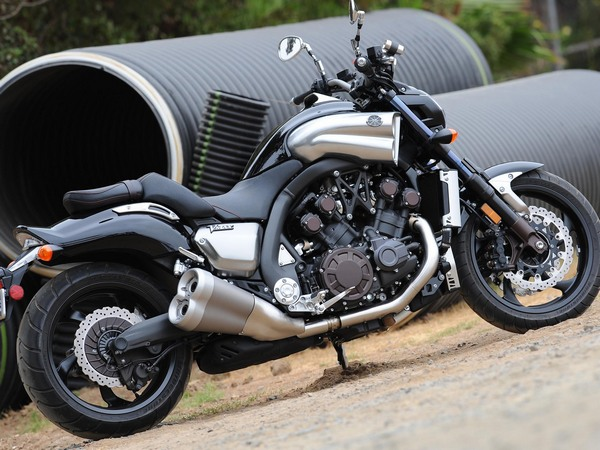 Фотогалерея мотоцикла Yamaha V Мах (Ямаха В Макс) - фото 6
