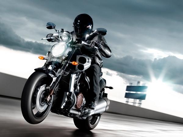Фотогалерея мотоцикла Yamaha V Мах (Ямаха В Макс) - фото 1