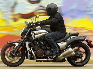 Конструктивные особенности мотоцикла от Ямаха - В Макс